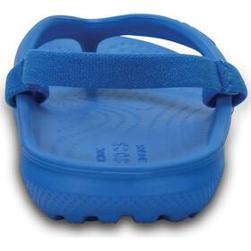 Crocs Classic Flip Sandals Kinder ocean